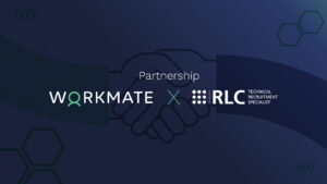 RLC Recruitment and workmate partnership announcement 2021