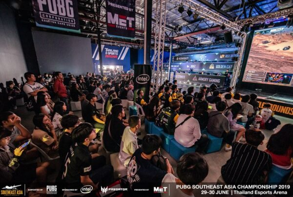 Latest E-Gaming news in Thailand from RLC-Asia